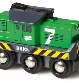 Brio Freight Battery Engine by BRIO