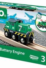 Brio Freight Battery Engine by BRIO