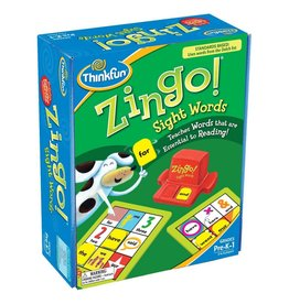 Zingo! Sight Words by ThinkFun