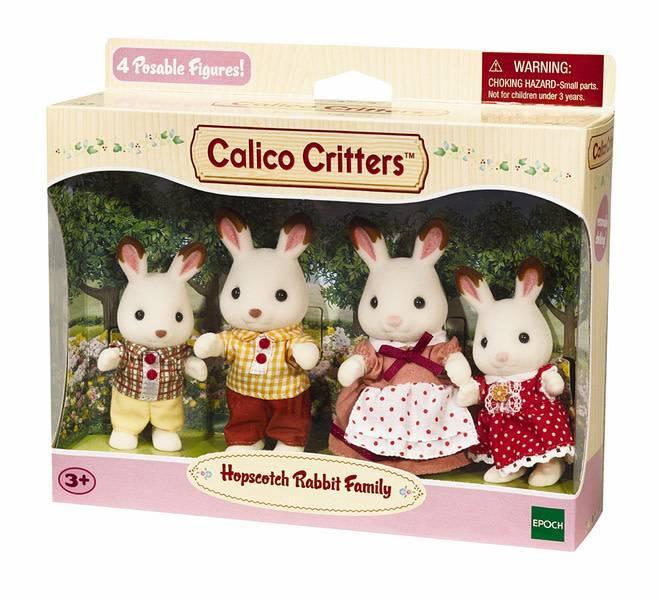 Calico Hopscotch Family