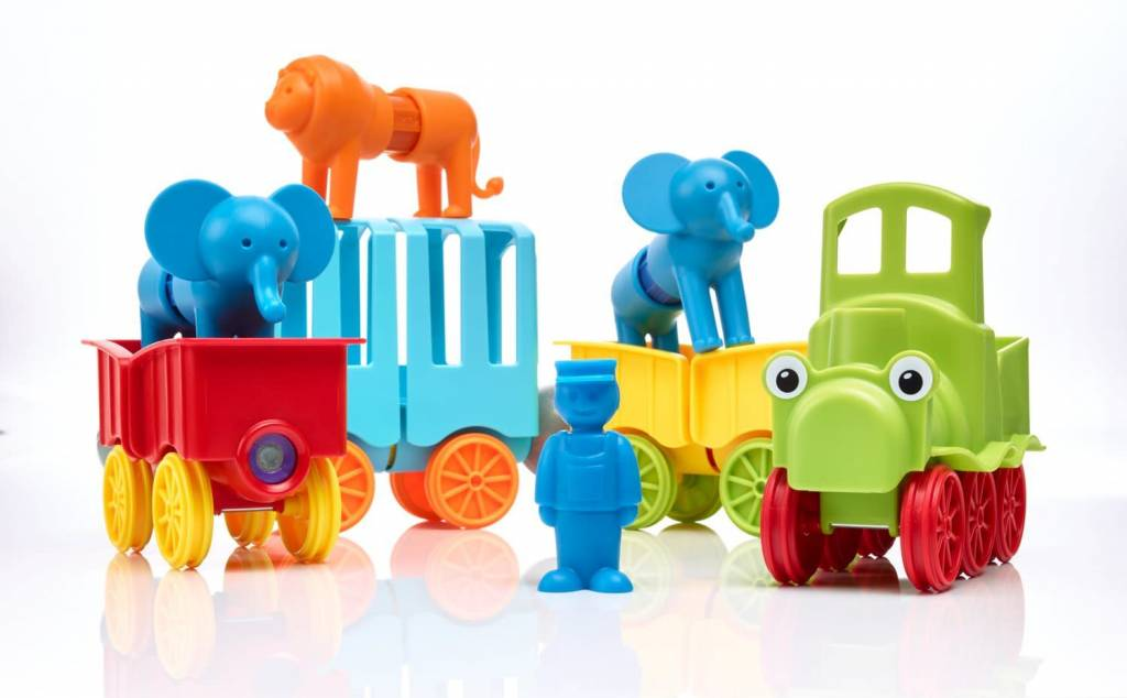 My First Animal Train by SmartMax