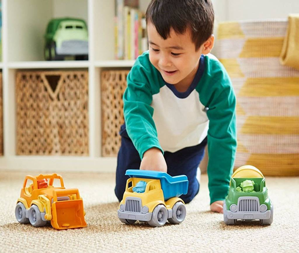 Green Toys Construction Gift Set