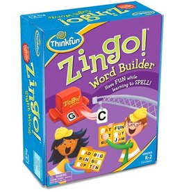 Zingo! Word Builder by ThinkFun