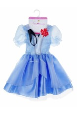 Cinderella Tea Party Dress with Neckband