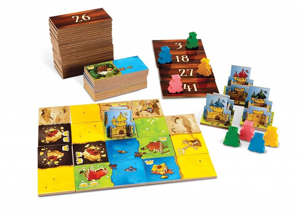 Kingdomino by Blue Orange games