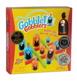 Gobblet Gobblers Wooden Game by Blue Orange