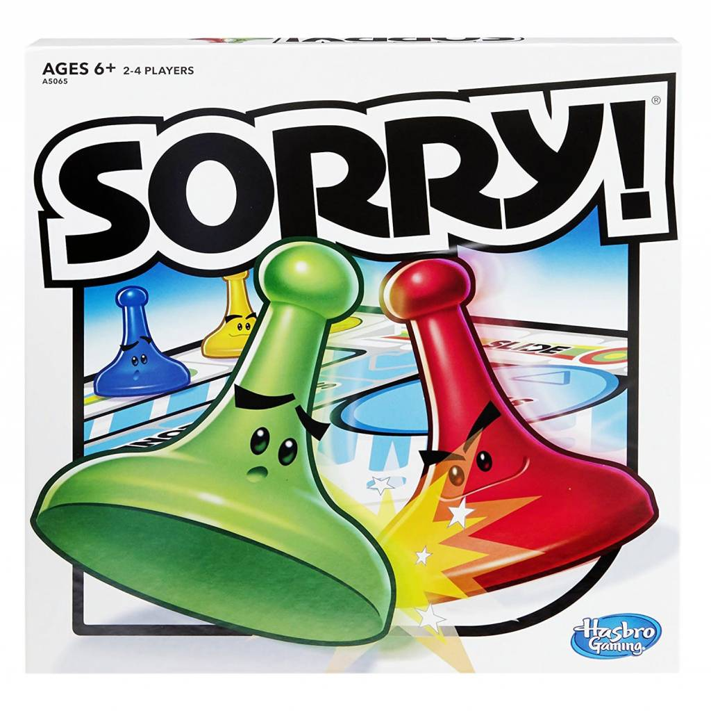 Sorry! Board Game by Hasbro