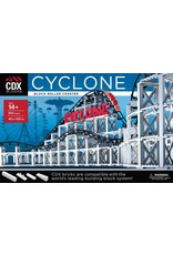 CDX Blocks Cyclone Roller Coaster by CDX