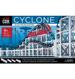 CDX Blocks Cyclone Roller Coaster Kit by CDX