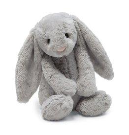 """Bashful Grey Bunny Medium 12"""" by Jellycat"""