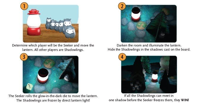 Shadows in the Forest by ThinkFun