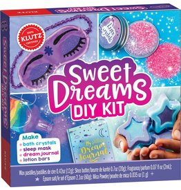 Sweet Dreams DIY Kit by Klutz