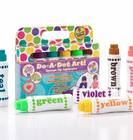 Do-A-Dot Art 6-Pack Brilliant Markers