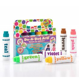 Do A Dot Do-A-Dot Art 6-Pack Brilliant Markers