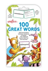 100 Great Words by eeBoo