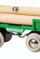 Lumber Loading Wagon by BRIO
