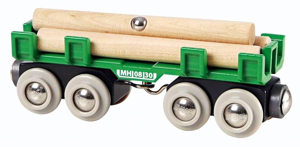Brio Lumber Loading Wagon by BRIO