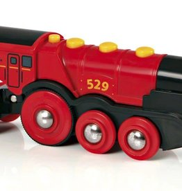 Mighty Red Action Locomotive by BRIO