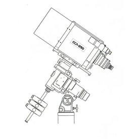 TAKAHASHI CCA-250 MODIFIED CASSEGRAIN TELESCOPE