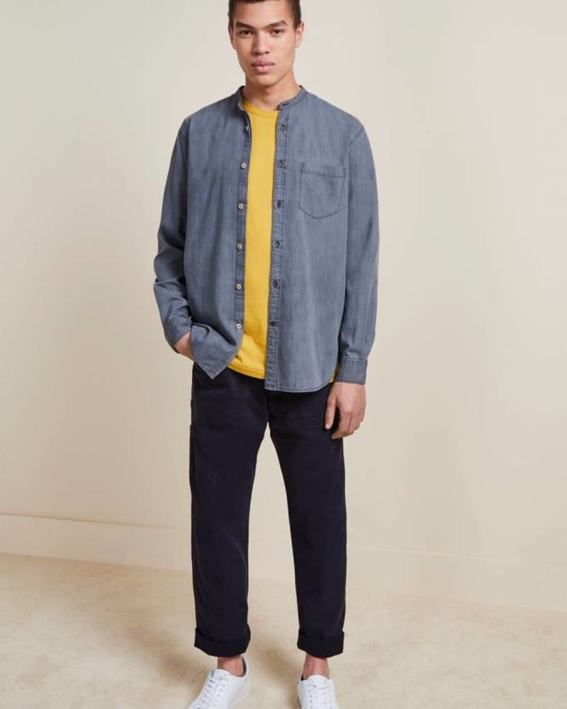 French Connection MONOCHROME CHAMBRAY