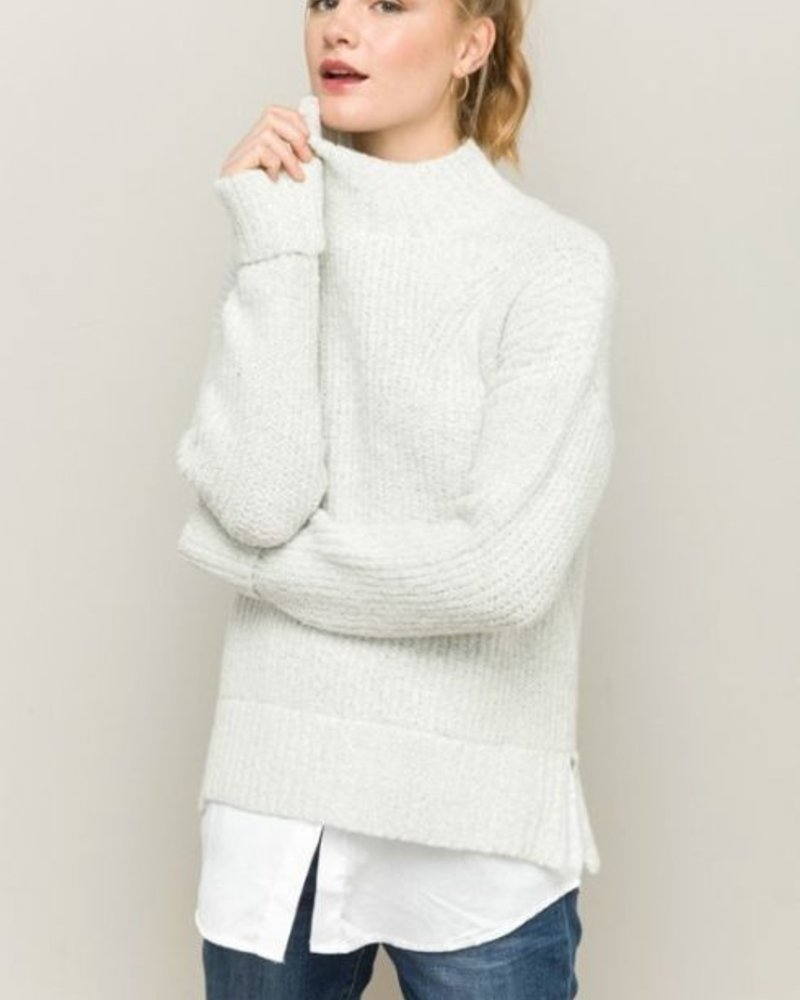 The Art of Style NEEDY SWEATER