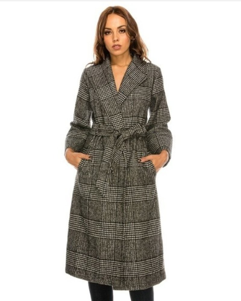 The Art of Style CHECKOUT COAT
