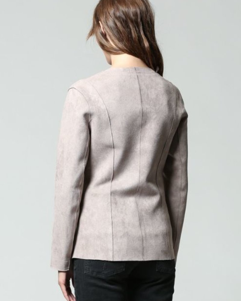 The Art of Style BEVELLED JACKET