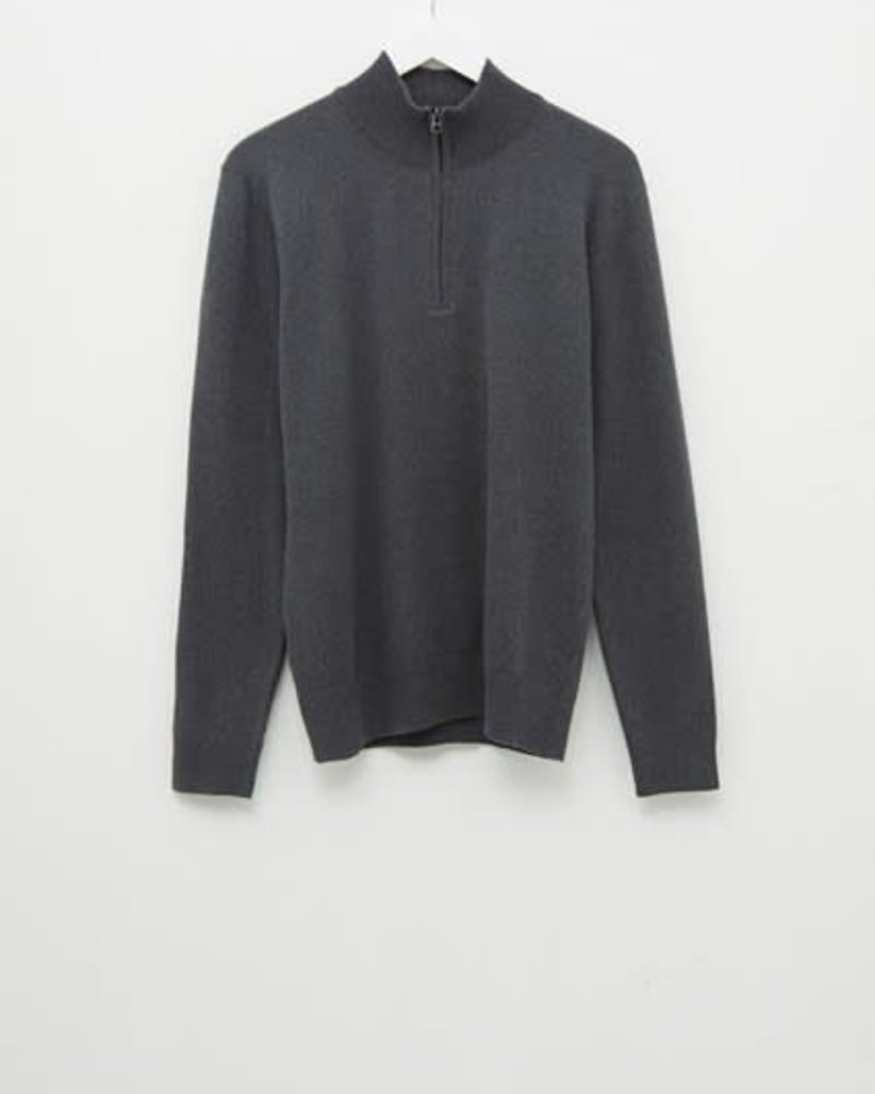 French Connection COTTON HALF ZIP