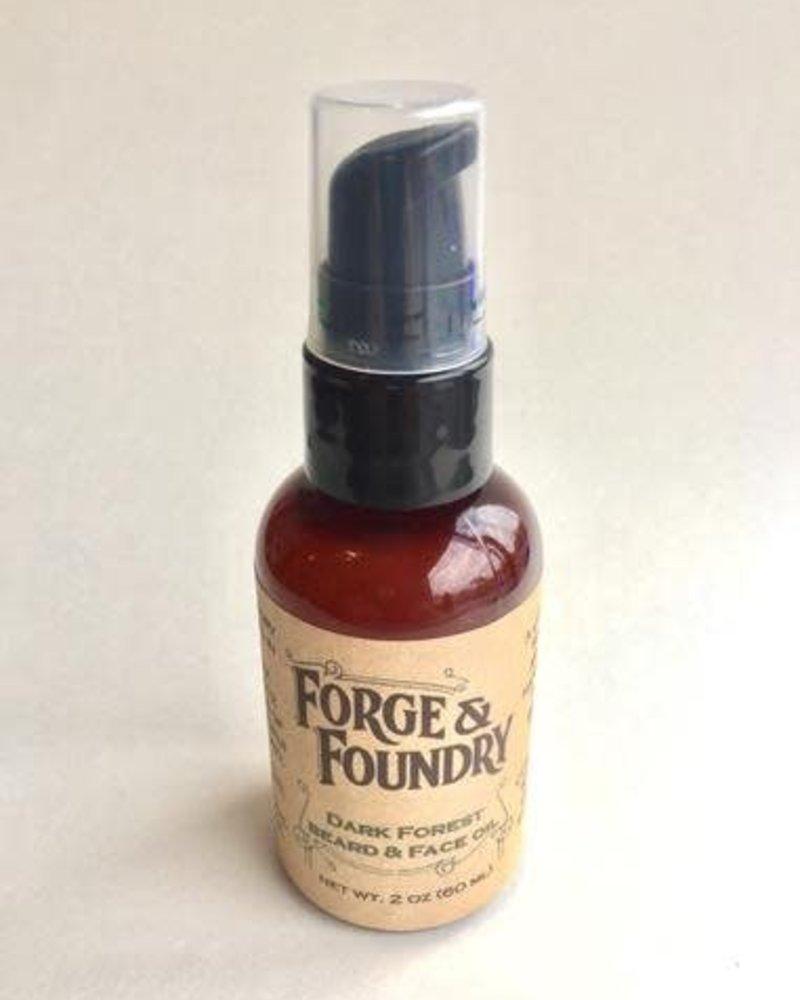 Forge & Foundry BEARD OIL + MOISTURIZER