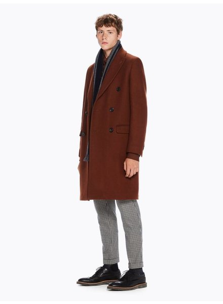 Scotch & Soda SCROLL COAT