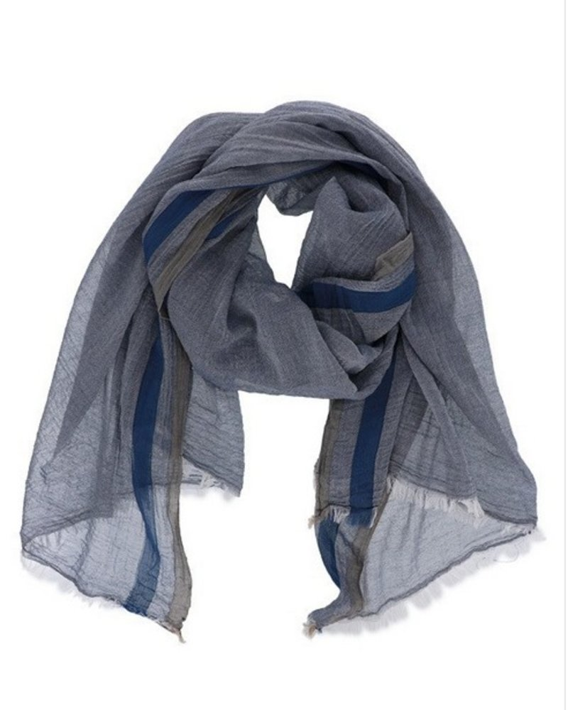 The Art of Style JAZZ STRIPE SCARF