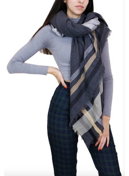 The Art of Style PUSH SCARF