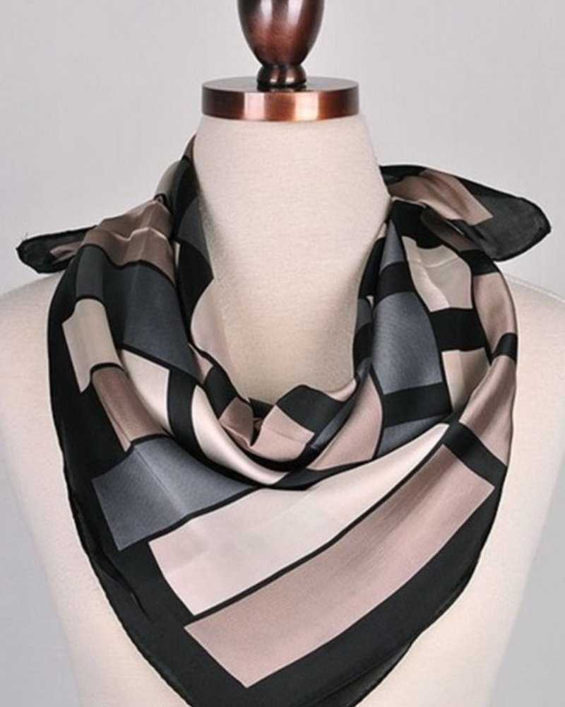 The Art of Style ATTENDENCE SCARF
