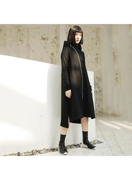 SURIMU HOODED COAT