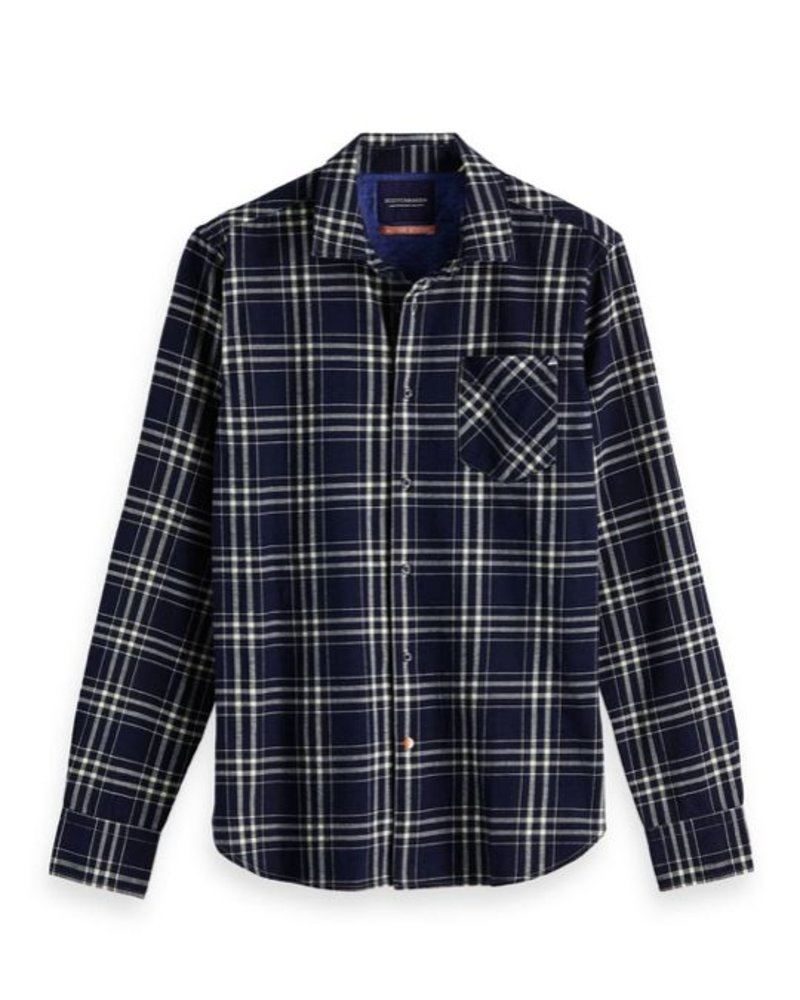 Scotch & Soda CHECKED OUT SHIRT