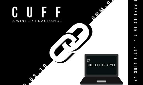 CUFF :  THE LAUNCH PARTY   + MORE ...