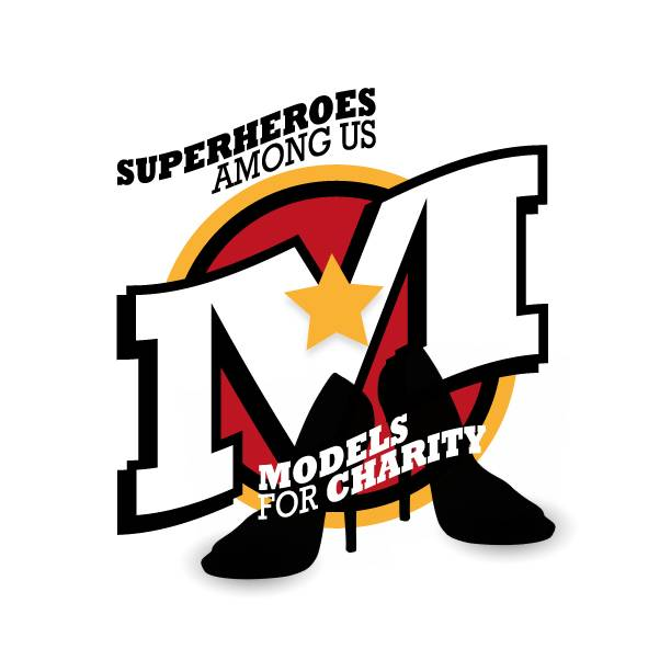 SUPERHEROES AMONG US - MODELS FOR CHARITY ANNIVERSARY