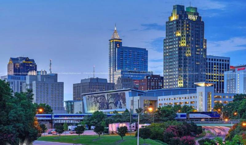WHY NOT RALEIGH?