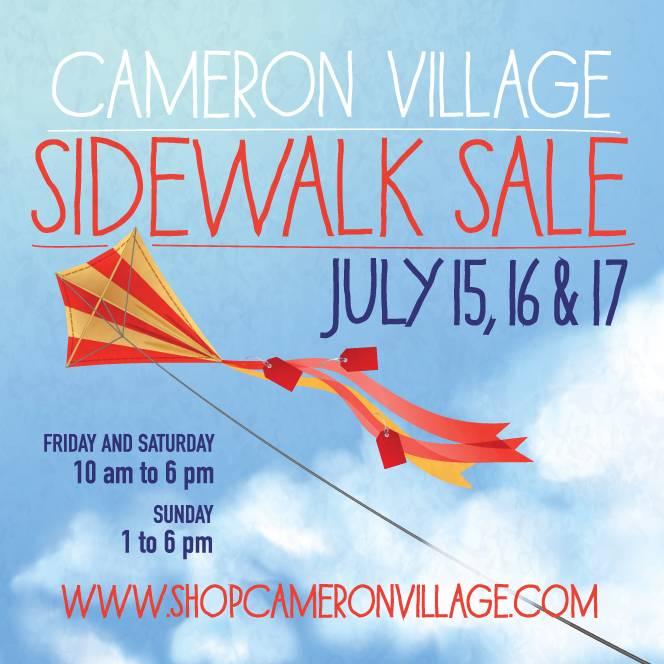 SIDEWALK SALE starts 7.14!