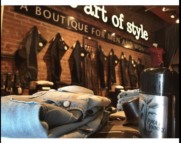 The Art of Style | DISCOVER - The Art of Style | A Boutique