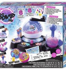 Manufacture de boules de bain..