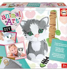 Educa Animal Art DIY Chat