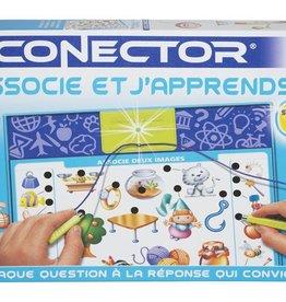 Conector Jeu Conector J'associe et j'apprends