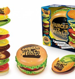 Jeu Burger Party