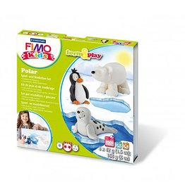 Fimo Fimo Kids Ours polaire168g