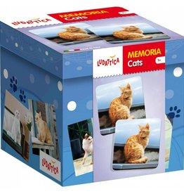 Ludattica Jeu de mémoire chats