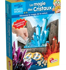 Petit Génie Petit genie La magie des cristaux