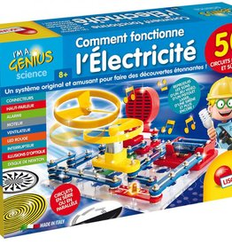 Petit Génie Petit Génie - Comment fonctionne l'électricité