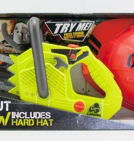 Tuff Tools Tuff Tools Scie à chaîne et casque