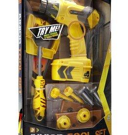 Tuff Tools Tuff Tools Jr. Perceuse et accessoires